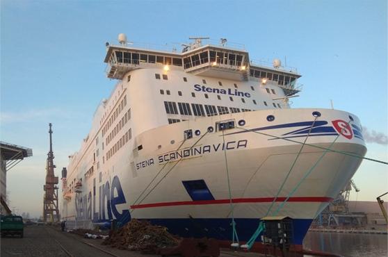 Stena Line passenger ferries