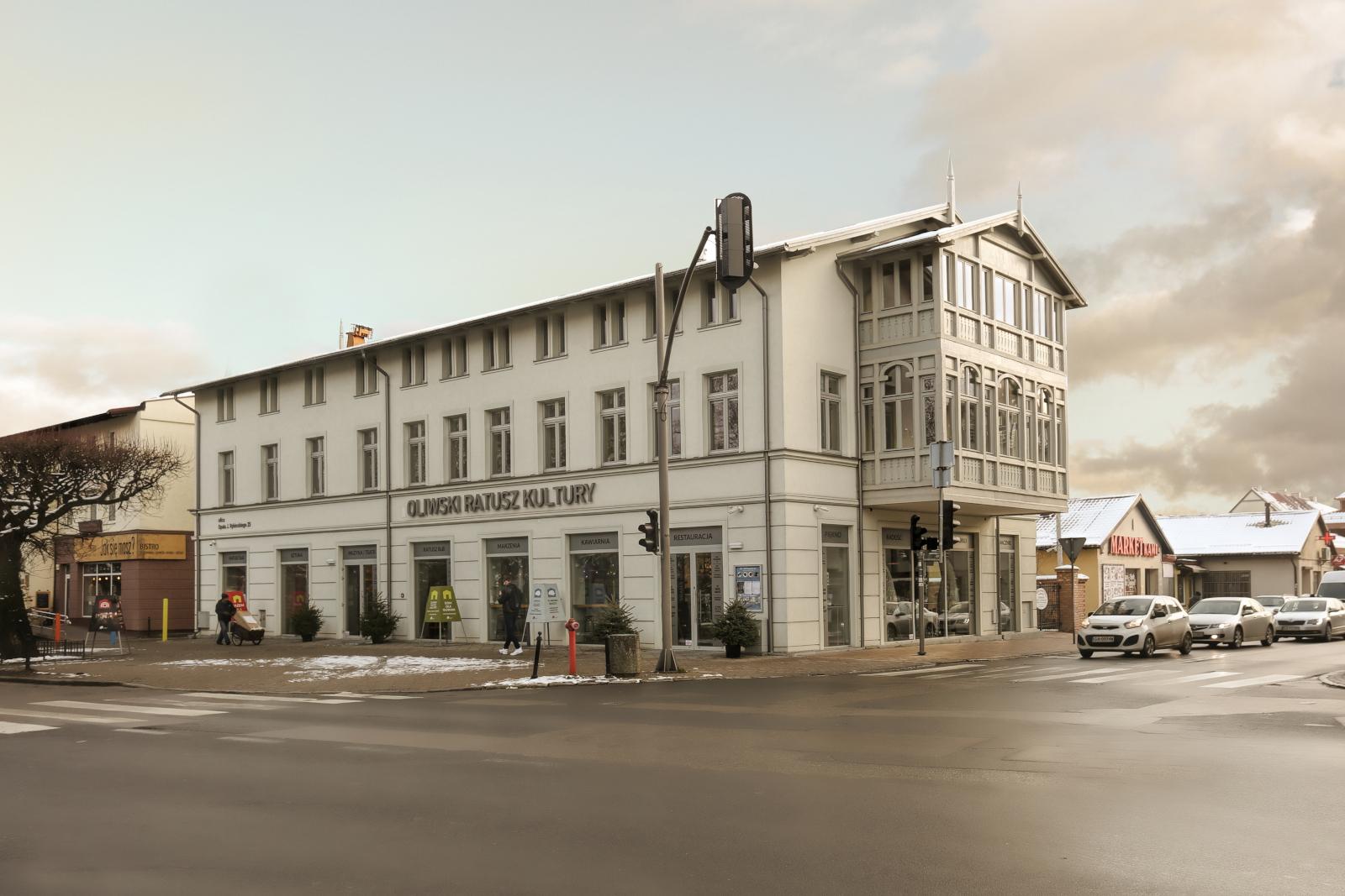 Kulturrådhuset i Oliwa